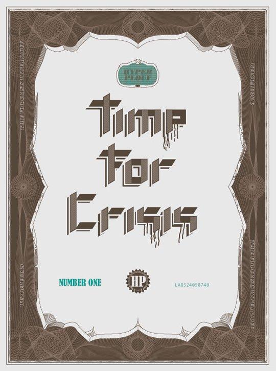 漂亮的文字排版设计:90款国外海报设计(8)