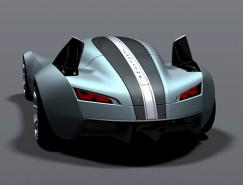 BugattiAerolithe概念车皇冠新2网