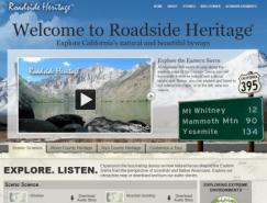 25个漂亮的国外旅游行业网站欣赏