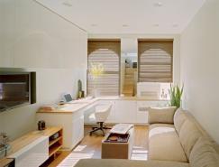 空间的充分利用:小公寓室内设计