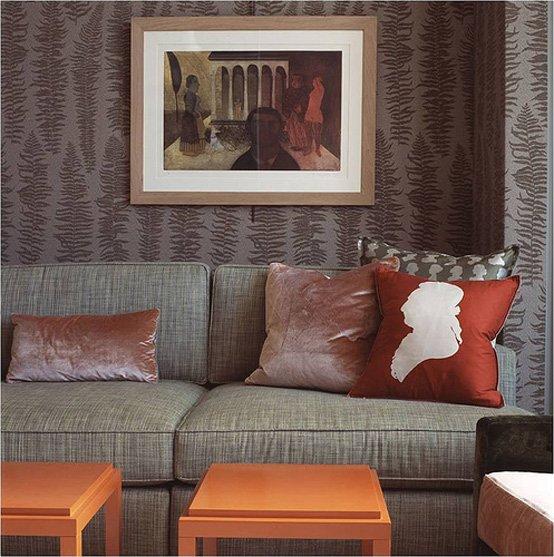 简约清爽的豪华公寓设计