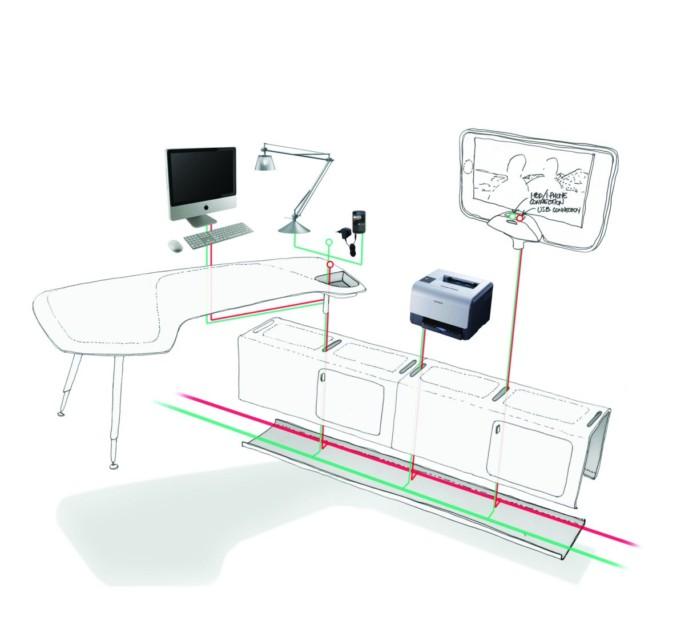 红点获奖作品:绿色概念办公家具(4) - 设计之家图片