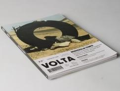 Volta杂志版面设计欣赏