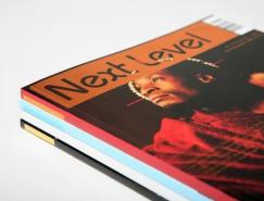 NextLevel雜志版面設計欣賞
