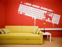 3FS工作室色彩丰富的办公空间