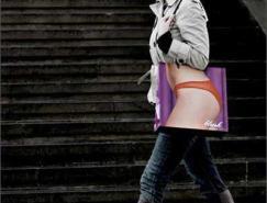 国外一组创意购物袋设计欣赏