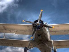 60张漂亮的飞机摄影欣赏