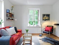 国外一套小公寓装修欣赏