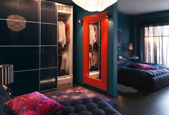 IKEA宜家2011卧室家居设计