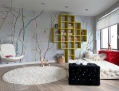 10个国外青少年的卧室设计