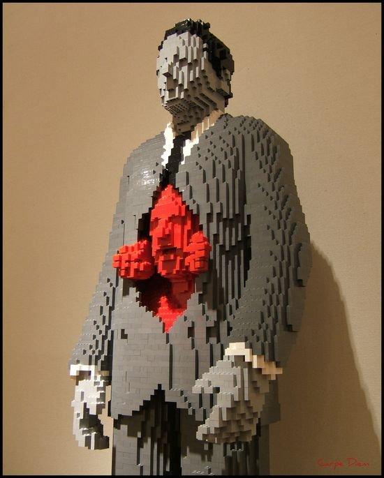 Lego艺术