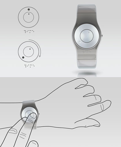 32款创意概念手表设计(2)