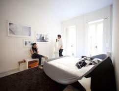 独特创意的COL-LETTO床设计