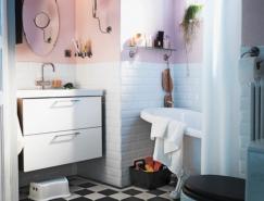 IKEA宜家2011浴室家居设计