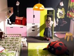 IKEA宜家2011儿童房空间设计