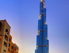 世界五大摩天楼摄影照片欣赏