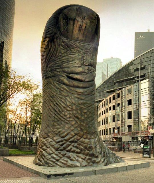 100个创意城市雕塑作品欣赏(5)图片