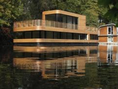 国外现代船屋设计