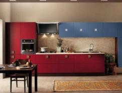 现代欧式豪华厨房,体育投注