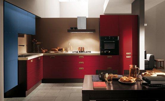 现代欧式豪华厨房设计