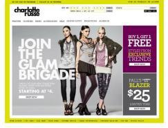 时尚前卫的魅力:88个漂亮的服装网上商店