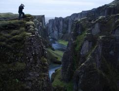 摄影欣赏:夏至的冰岛风光