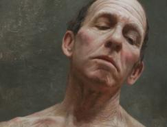 美国画家DavidKassan写实绘画作品