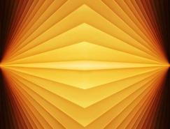 50个美丽的几何数字艺术作品