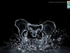Anlene高钙奶广告欣赏