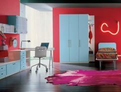 60款超酷的青少年卧室设计