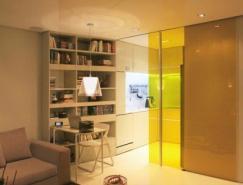 Closet舒适的44平米公寓室内设计