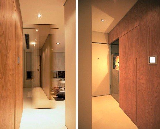 Closet舒适的44平米公寓室内快3彩票官网