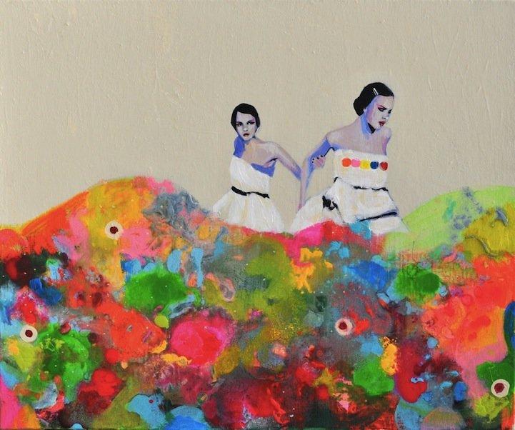 色彩大师:joshua petker绘画作品图片