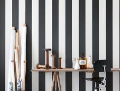 10款酷酷的黑白色墙纸欣赏