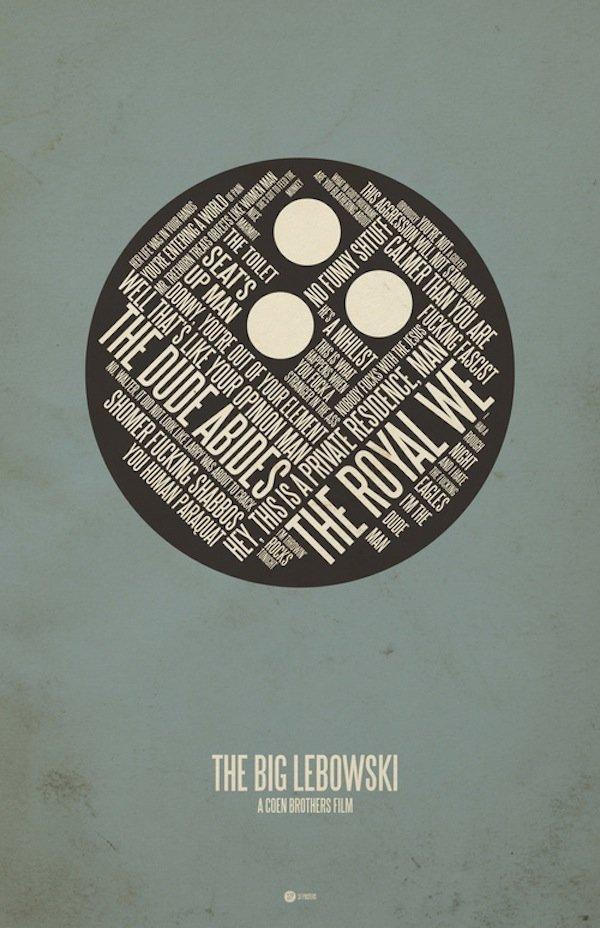 Jerod Gibson极简抽象海报设计 设计之家