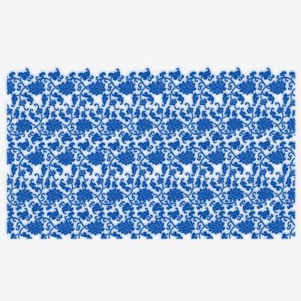 青花瓷背景花纹矢量素材
