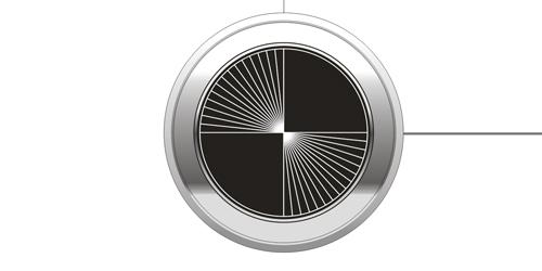CorelDraw创建一个钢制手表
