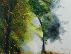 MarekLangowski绘画作品欣赏