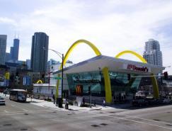 一个快餐店的新时代:麦当劳餐厅再设计