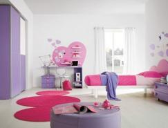 50个可爱的儿童卧室设计欣赏