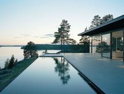 梦幻住宅:瑞典湖景别墅欣赏