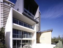 澳大利亚黄金海岸:海滨住宅设计