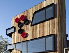 墨尔本郊区OrmondEsplanade住宅设计
