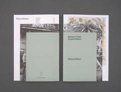 国外10套漂亮的宣传册设计
