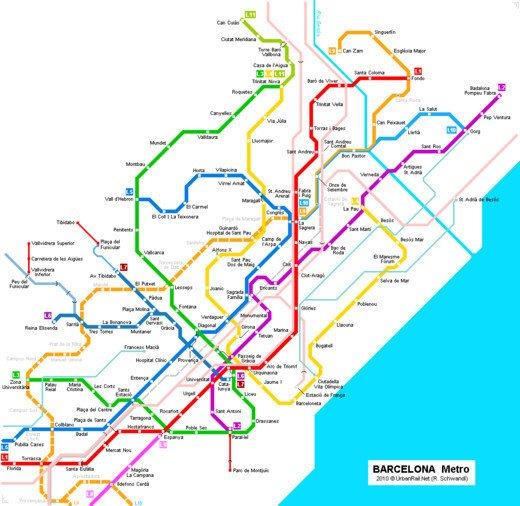 休斯顿; 世界各地城市地铁线路图创作;