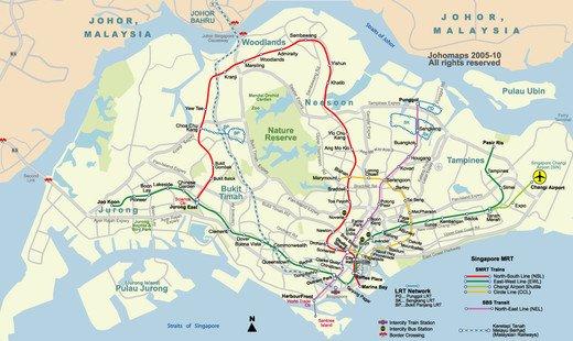世界各地城市地铁线路图设计(5)