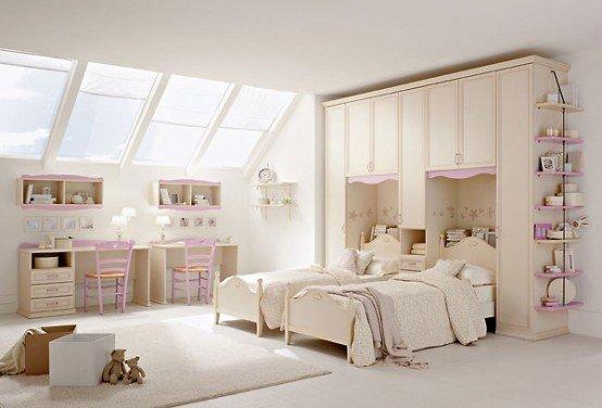 15款國外經典兒童房間設計 2 设计之家
