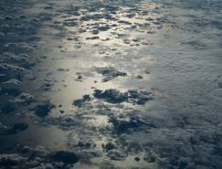 壮美的空中云海
