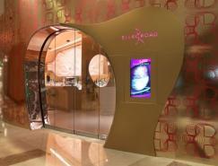 拉斯维加斯Vdara酒店丝绸之路餐厅室内设计