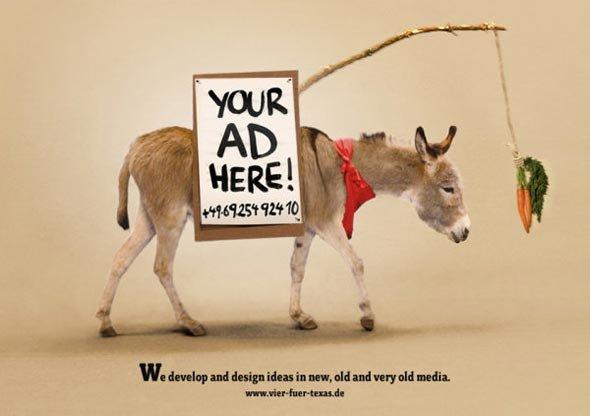 40张优秀创意平面广告欣赏(2)图片